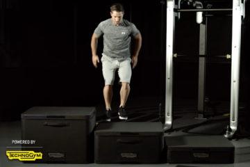 Plyo Boxen Training mit Marcel Hirscher