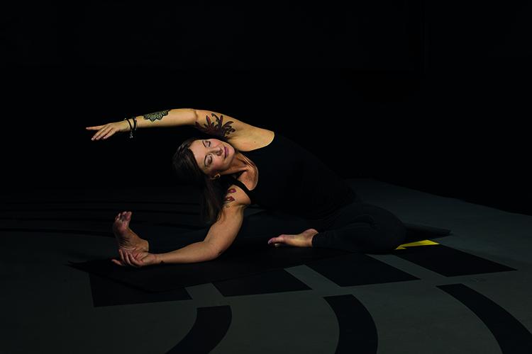 ChiYoga mit Luna Schmidt