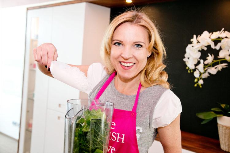 Ernährungsberaterin Conny Hörl über Detoxing