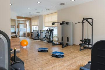 Fitnessraum Grünauerhof