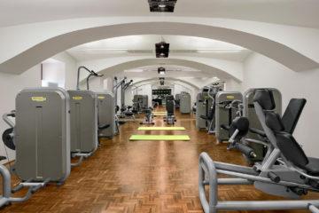 Fitnessraum Kempinski