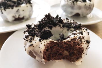 LOW CARB OREO DONUTS